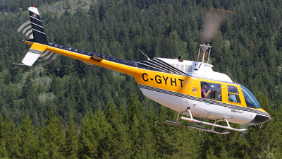 A picture of CGYHT - Bell 206B JetRanger III - [4104] - © Sandra
