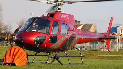 D-HFCE - Aérospatiale AS 350B2 Ecureuil - Helipoland