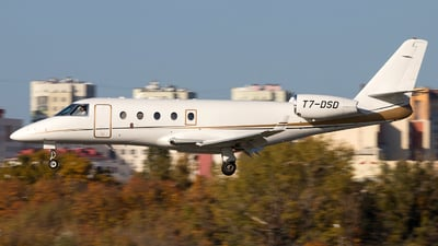 T7-DSD - Gulfstream G150 - Private