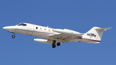N52FN - Gates Learjet 35A - Private