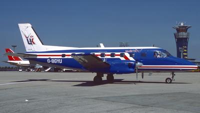 G-BGYU - Embraer EMB-110P2 Bandeirante - Air UK