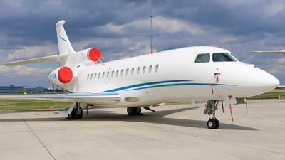 PP-OSM - Dassault Falcon 7X - Private
