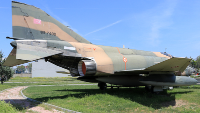 69-7490 - McDonnell Douglas RF-4E Phantom II - Turkey - Air Force