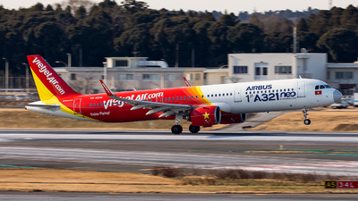 VN-A646 - Airbus A321-271N - VietJet Air