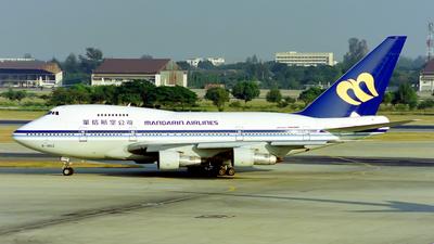 B-1862 - Boeing 747SP-09 - Mandarin Airlines