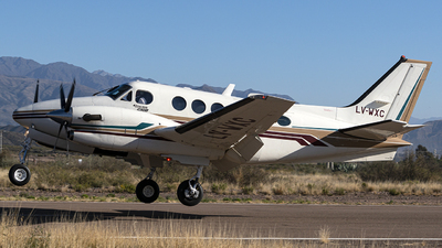 LV-WXC - Beechcraft C90B King Air - Private