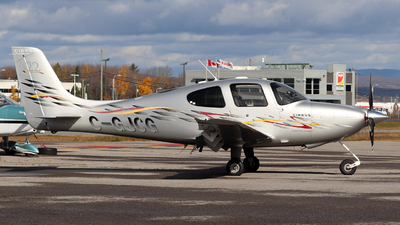 C-GJCG - Cirrus SR22 - Private