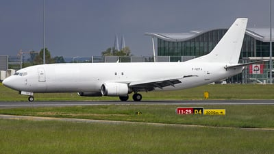 F-GZTJ - Boeing 737-4S3(SF) - Europe Airpost