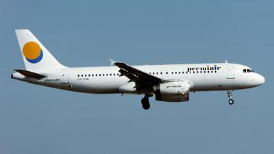 OY-CNI - Airbus A320-231 - Premiair
