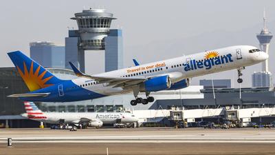 N903NV - Boeing 757-204 - Allegiant Air