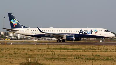 A picture of PRAUP - Embraer E195AR - Azul Linhas Aereas - © TLBorges