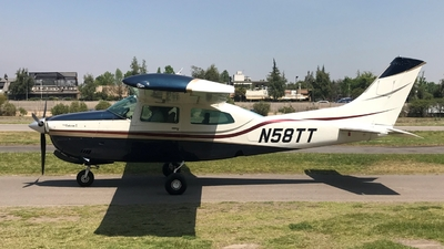 N58TT - Cessna T210N Turbo Centurion II - Private