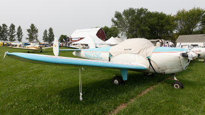 N6139C - Forney F-1 Aircoupe - Private