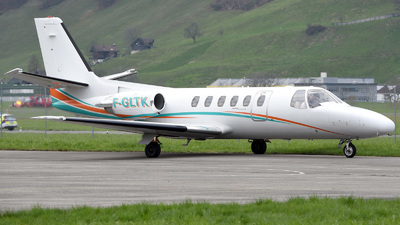 F-GLTK - Cessna 550 Citation II - Alsair