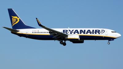 EI-DYS - Boeing 737-8AS - Ryanair