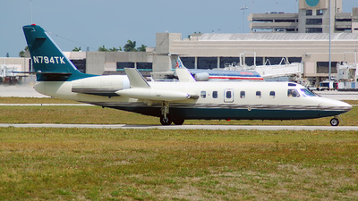 N794TK - IAI 1124A Westwind II - Private