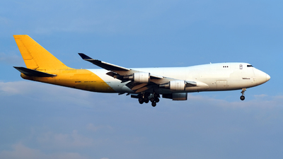 A picture of N416MC - Boeing 74747U(F) - Polar Air Cargo - © HHD0221
