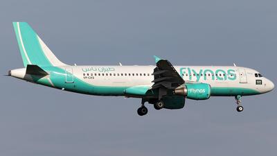 VP-CXS - Airbus A320-214 - Nas Air