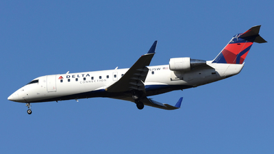 N457SW - Bombardier CRJ-200ER - Delta Connection (SkyWest Airlines)