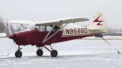 N9588D - Piper PA-22-160 Pacer - Private