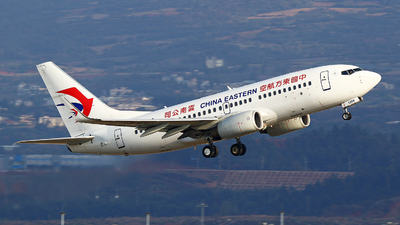 B-5259 - Boeing 737-79P - China Eastern Airlines