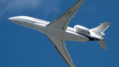 G-XION - Dassault Falcon 8X - Execujet UK