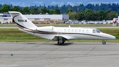 N99LM - Cessna 525B CitationJet 3 - Private