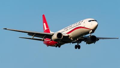B-5140 - Boeing 737-8Q8 - Shanghai Airlines
