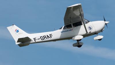 F-GRAF - Cessna 172R Skyhawk II - Aero Club - Air France