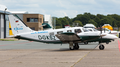 D-GKSZ - Piper PA-34-220T Seneca V - TL Aviation