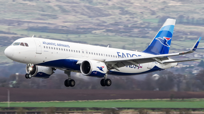 OY-RCL - Airbus A320-251N - Atlantic Airways
