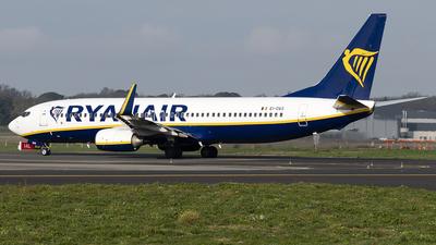 A picture of EIDAS - Boeing 7378AS - Ryanair - © DN280
