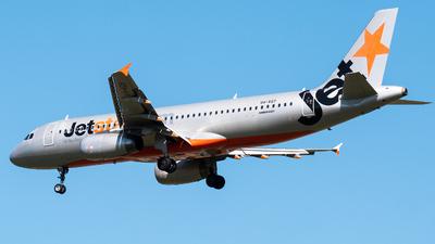 VH-VGY - Airbus A320-232 - Jetstar Airways
