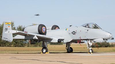 82-0659 - Fairchild A-10C Thunderbolt II - United States - US Air Force (USAF)