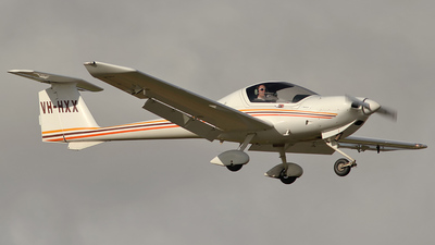 VH-HXX - Diamond DA-20-C1 Eclipse - University of South Australia