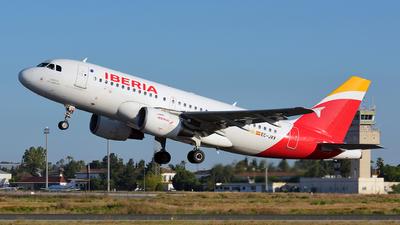 A picture of ECJXV - Airbus A319112 - [2897] - © Fernando Roca