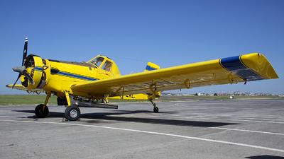 CS-EAL - Air Tractor AT-401 - Agroar - Trabalhos Aéreos