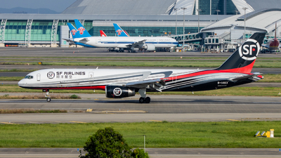 B-1463 - Boeing 757-2Z0(SF) - SF Airlines