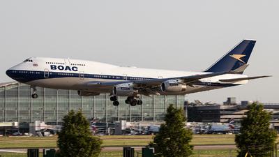 G-BYGC - Boeing 747-436 - British Airways