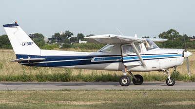 LV-BRF - Cessna 152 II - Private