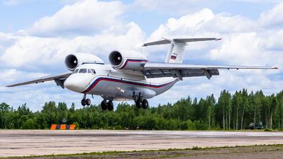 RF-90372 - Antonov An-72 - Russia - Air Force