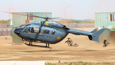 10 - Eurocopter EC 145 - Kazakhstan - Air Force