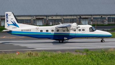 JA33CA - Dornier Do-228-212 - New Central Airline (NCA)