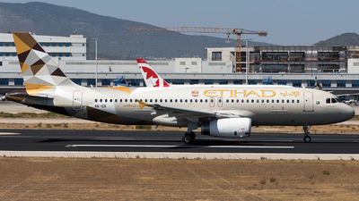 A picture of A6EII - Airbus A320232 - Etihad Airways - © Marco Papa