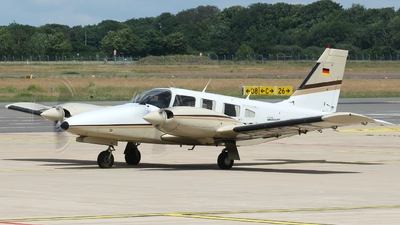 D-GGTT - Piper PA-34-220T Seneca III - Private
