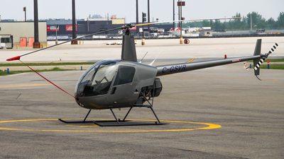 C-GSVR - Robinson R22 Beta - Private