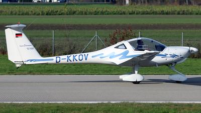 D-KKOV - Diamond HK-36TC Super Dimona - Private