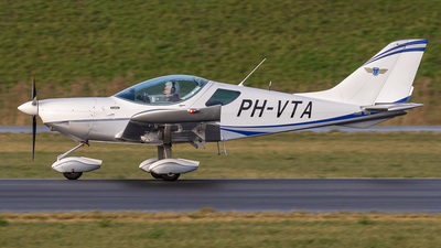 PH-VTA - Czech Sport Aircraft PS-28 Cruiser - Private