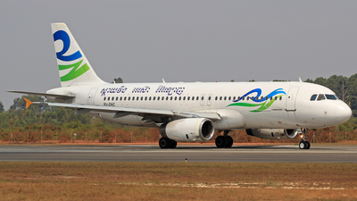 XU-ZAC - Airbus A320-231 - Skywings Asia Airlines