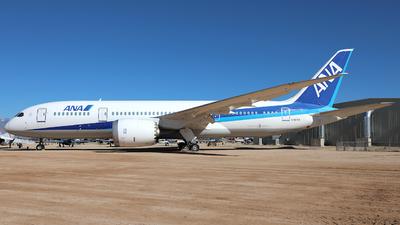 A picture of N787EX - Boeing 7878 Dreamliner - [40691] - © Marcin Renkiewicz